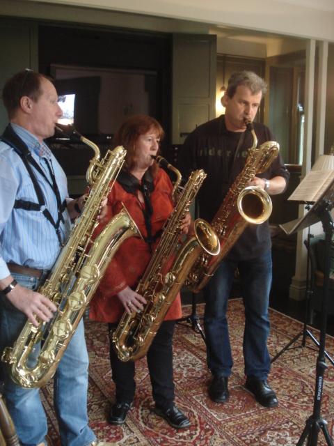 Saxophone Courses